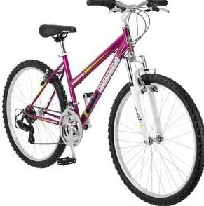 Image 0 of 26quot; Granite Peak Womens Mountain Bike Purple by Roadmaster