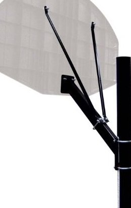 Image 0 of 8844 Extension Arm Pole System by Spalding