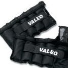 Image 0 of AW5 5-Pound Adjustable Ankle / Wrist Weights by Valeo