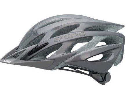 Image 0 of Athlon Bike Helmet Matte/Gloss Titanium Large by Giro