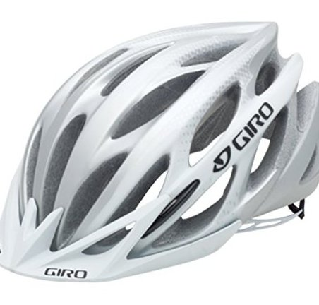 Image 0 of 2014 Athlon Mountain Cycling Helmet Matte White/Silver - M by Giro
