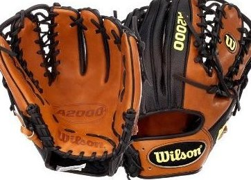 Image 0 of A2000 OTIF SS Superskin 11.5 Baseball Glove Right Handed T by Wilson