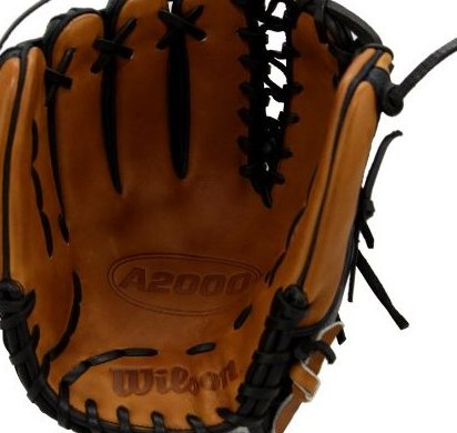 Image 0 of A2000 Superskin Infield/Pitcher Baseball Glove Right Hand by Wilson