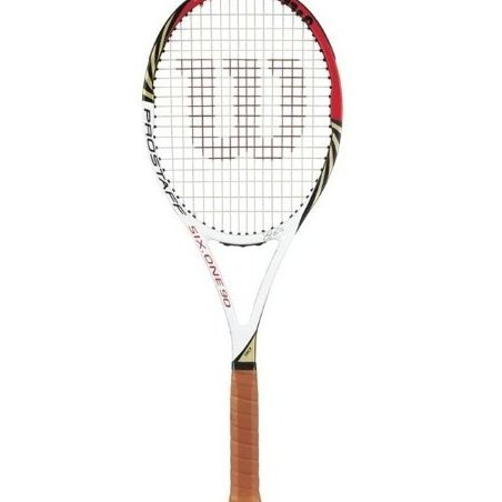 Image 0 of 13 Pro Staff 90 Tennis Racquet-5 by Wilson