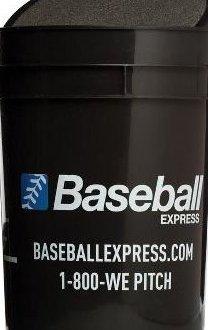 Image 0 of Baseball Express Empty Black Ball Bucket by Champro