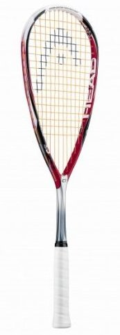 135 CT Squash Racquet Strung by HEAD