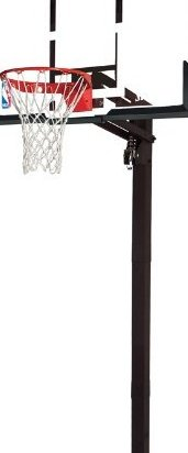 Image 0 of 54-Inch In-Ground Basketball System with Acrylic Backboar by Spalding