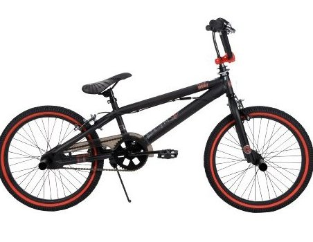 Image 0 of Bicycle Company Boys 23584 Revolt Bike Matte Black 20-Inc by Huffy