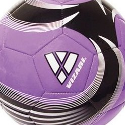 Image 0 of Astro Soccer Ball - Purple Size 4 by Vizari