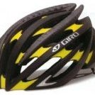 Image 0 of Aeon Road Bike Helmet Matte Black/Yellow Livestrong Medium by Giro