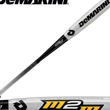 Image 0 of 2011 DeMarini M2M -12 Youth Baseball Bat 29- Inch/17-Ounc by Wilson