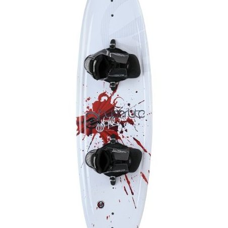 Image 0 of 134 Motive Wakeboard with Frequency Boots 134cm White/ by Hyperlite