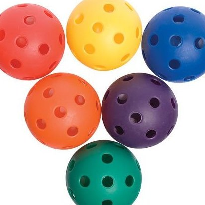 Image 0 of Baseball Flex Funballs by BSN