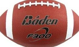 Image 0 of Baden Rubber Football - Junior by Olympia Sports