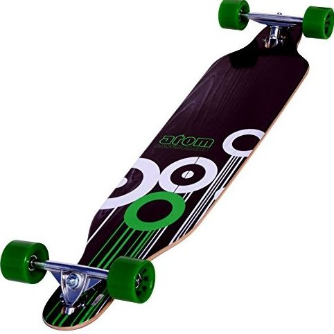 Image 0 of Atom Drop-Through Longboard 41-Inch by ATOM