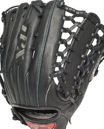Image 0 of 13-Inch TPX Pro Flare Black Ball Glove Right H by Louisville Slugger