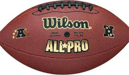 Image 0 of All Pro Composite NFL Pee Wee Football by Wilson