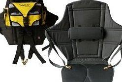 Image 0 of Big Catch High Back Kayak Seat by Skwoosh
