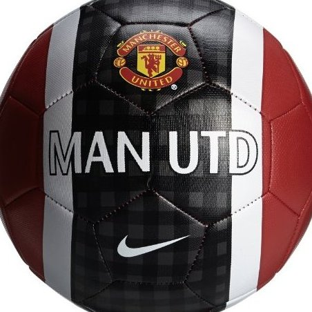 Image 0 of 2013/14 Manchester United Prestige Ball Red 5 by Nike