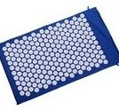 Image 0 of Acupressure Mat - Stress / Back Pain Relief - Blue by Soozier