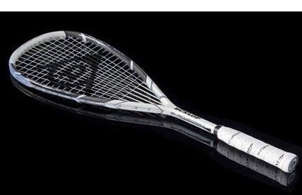 Image 0 of Blackstorm Titanium Squash Racquet by Dunlop