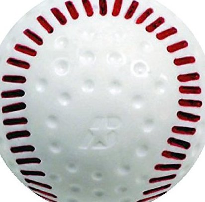 Image 0 of Baden Pbbrs Red Seam Pitching Machine Baseballs 1 Doze by Baden Sports