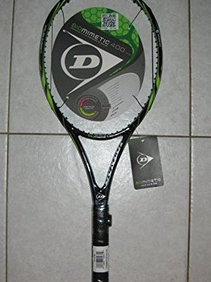 Image 0 of Biomimetic 400 Tour Tennis Racquet 3/8 Grip by Dunlop Sports