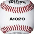 Image 0 of A1020 Bsst Leather Baseballs 1 Dozen by Wilson