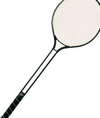 Image 0 of Aluminum Double Shaft Badminton Racket with Steel by Champion Sports