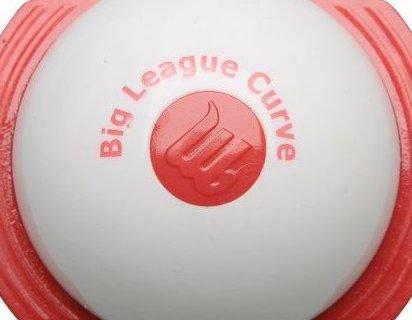 Image 0 of Big League Curve Training Baseball by Markwort