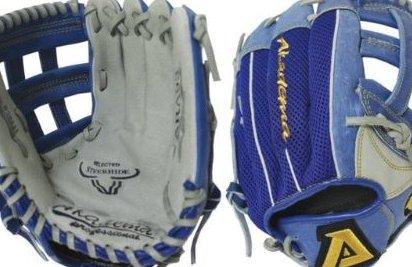 Image 0 of ARA-93 Manny Ramirez Series 11.0 Inch Youth Baseball Glove by Akadema