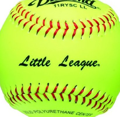 Image 0 of 11-Inch Optic Super Synthetic Cover Little League S by Diamond Sports