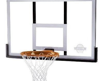 Image 0 of Backboard and Rim Competition Combo Kit by Lifetime