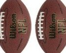 Image 0 of 2  NFL Super Grip Official Junior Footballs by Wilson