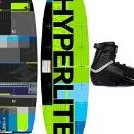 Image 0 of 2013  Forefront Wakeboard with Focus Boots Bindings - 134 by Hyperlite