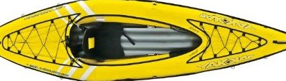 Image 0 of BIC Yakkair-1 Lt Inflatable Lite Kayak by BIC Sport