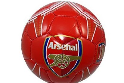 Image 0 of Arsenal FC Official SIZE 5 Soccer BALL - 179 by Rhinox