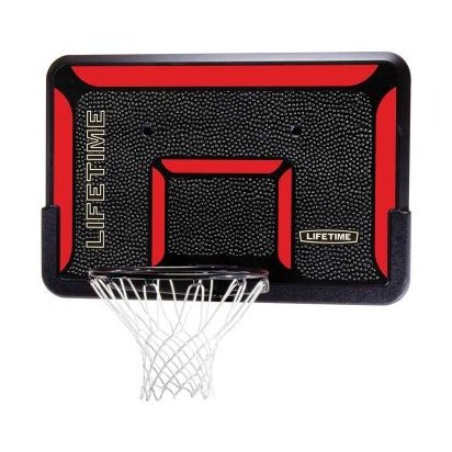 Image 0 of 3823 Rectangular Impact Basketball 44-Inch Backboard and by Lifetime