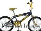 Image 0 of EL Ray BMX Bike Chrome/Gold 20-Inch by Mongoose