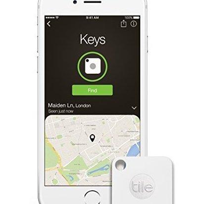 Image 0 of Mate - Key Finder. Phone Finder. Anything Finder - 4-pack- Sa by Tile