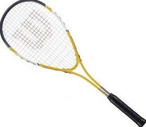 Image 0 of Sporting Goods Hyper Team 500 Squash Racquet 200-Gram by Wilson