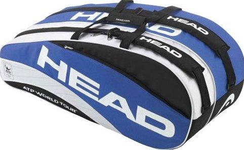 Head ATP Combi 6-pack Tennis Racquet Bag by HEAD