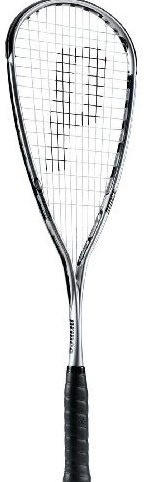 Image 0 of O3 Speedport Squash Racquet Silver by Prince