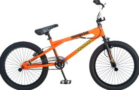 Image 0 of Dibbs Freestyle Bike 20-Inch by Mongoose