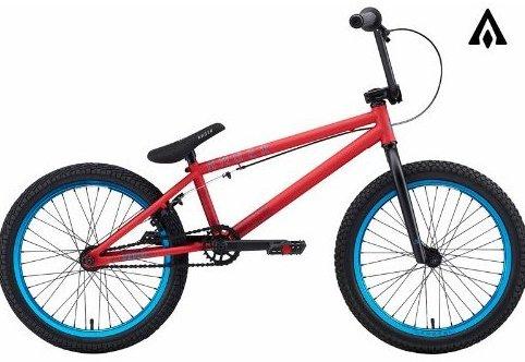 Image 0 of Strut Matte Red BMX Bike by Amber