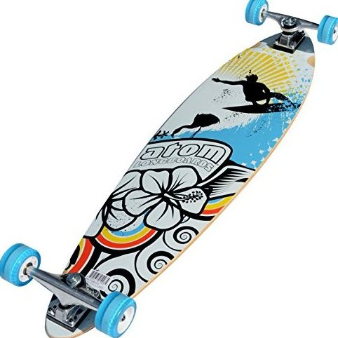 Image 0 of Atom Pintail Longboard by ATOM