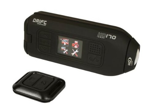 Image 0 of Hd170 Stealth Action Camera with HD Recording 4x by Drift Innovation