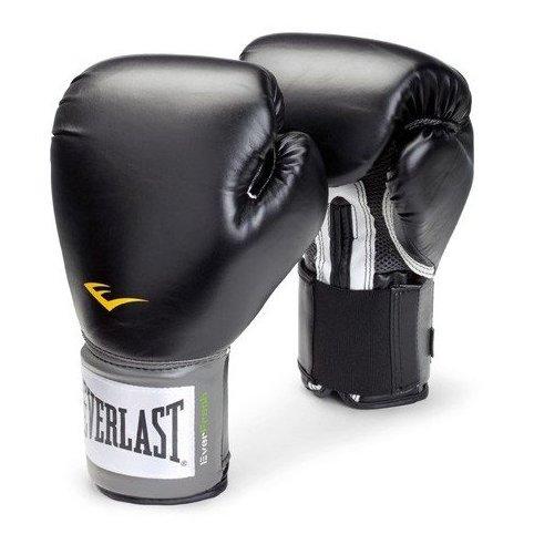 Image 0 of Pro Style Training Gloves 16 oz./Black by Everlast