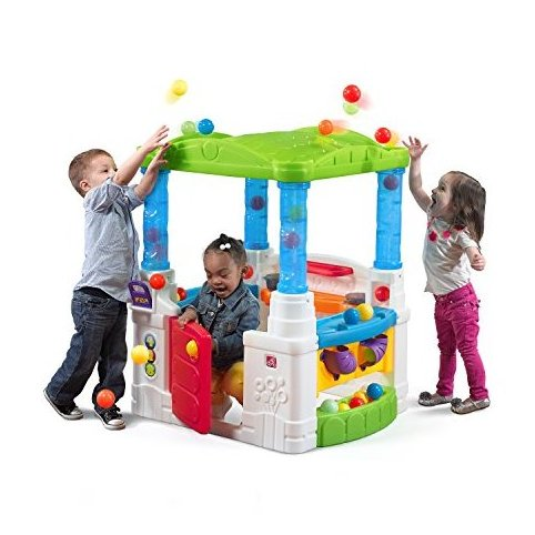 Image 0 of Step 2 Wonderball Fun Playhouse by Step2