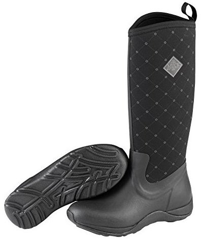 Company WomenS Arctic Adventure Prints Color: Black Qu by Muck Boot